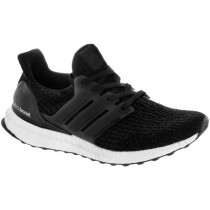 Adidas Ultra Boost 3.0 Mujer - Negro/Negro/Oscuro Gris Zapatillas