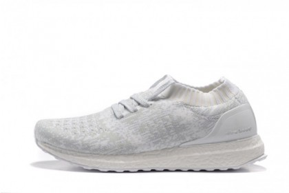 Blanco/Gris Mujer Adidas Ultra Boost Uncaged Zapatillas